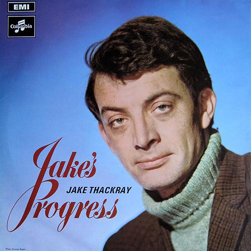 Thackray, Jake Jake's Progress Vinyl