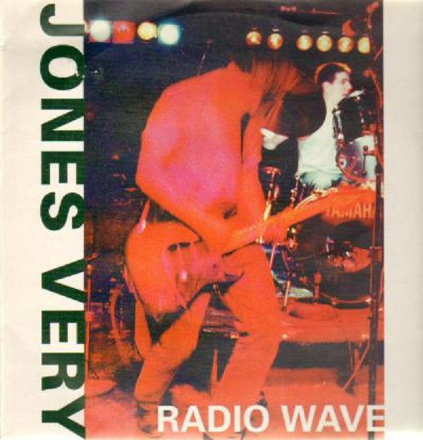 Jones Very Radio Wave Vinyl