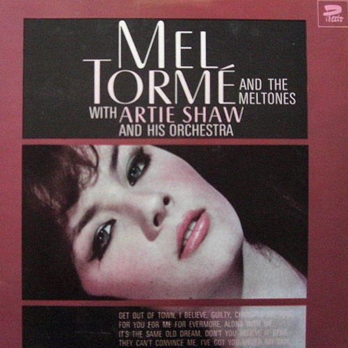 Torme, Mel Mel Torme And The Meltones