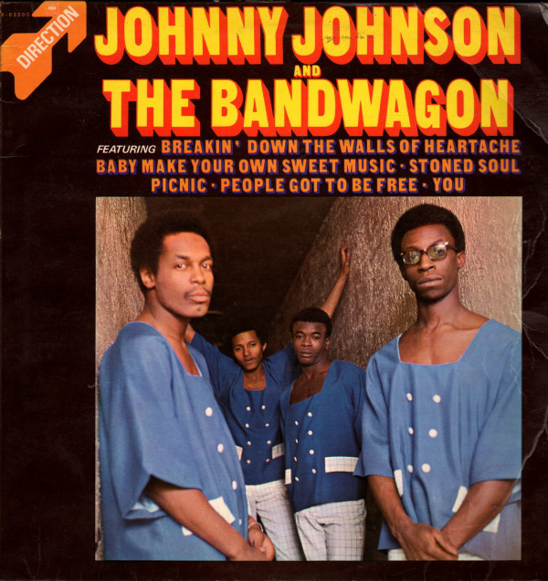 Johnson Johnny & Bandwagon Johnny Johnson And The Bandwagon