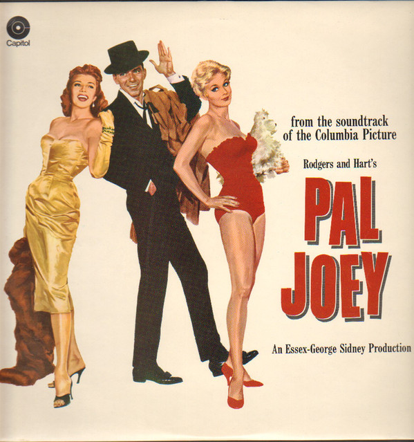 Rodgers, Richard Pal Joey Vinyl