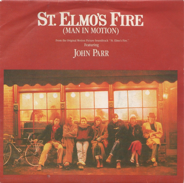 Parr, John St.Elmo's Fire (Man In Motion)