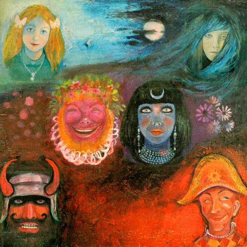 King Crimson In The Wake Of Poseidon