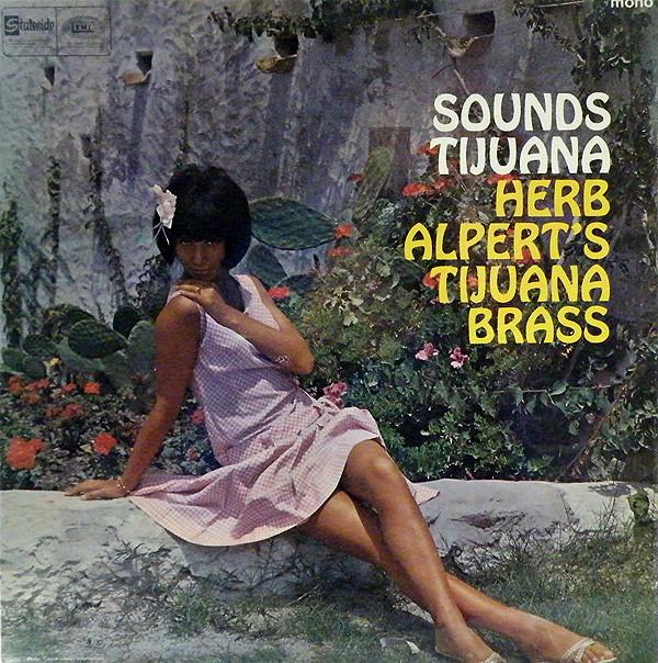Herb Alpert's Tijuana Brass Sounds Tijuana Vinyl
