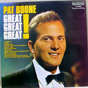 Boone, Pat Great! Great! Great!