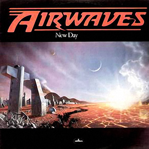 Airwaves New Day Vinyl