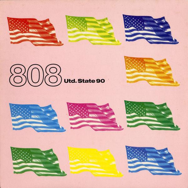 808 State 90 Vinyl
