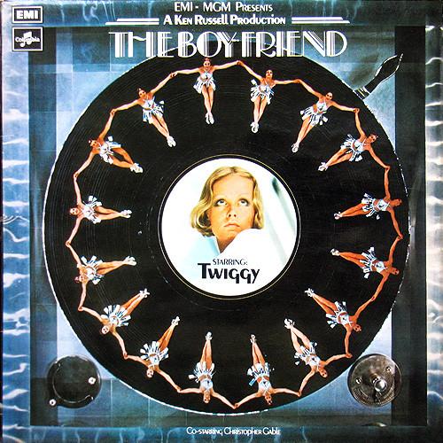 Musical The Boyfriend Vinyl