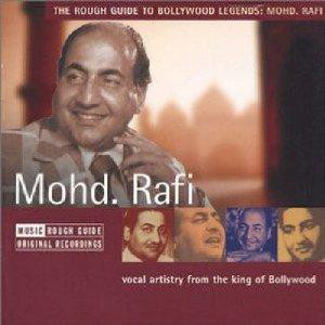 Mohammed Rafi The Rough Guide To Bollywood Legends: Mohd. Rafi CD