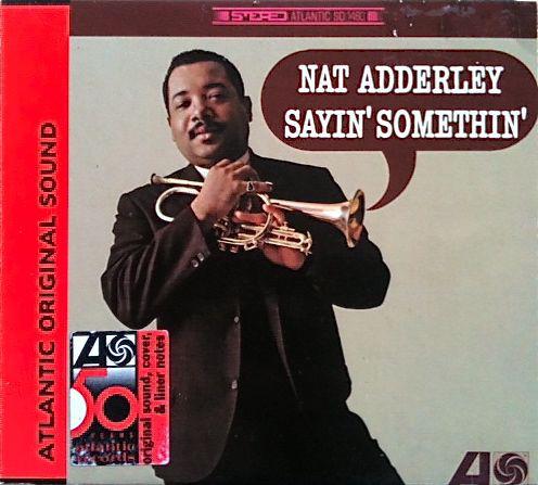 Nat Adderley Sayin' Somethin' CD