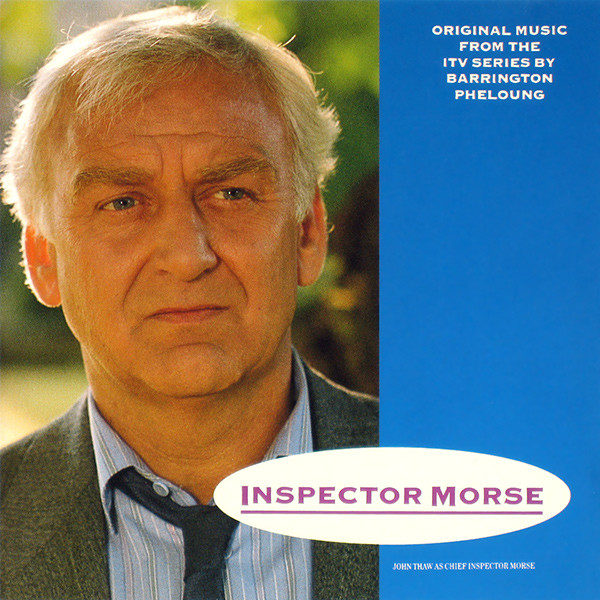 Barrington Pheloung Inspector Morse (Original Music From The ITV Series) CD