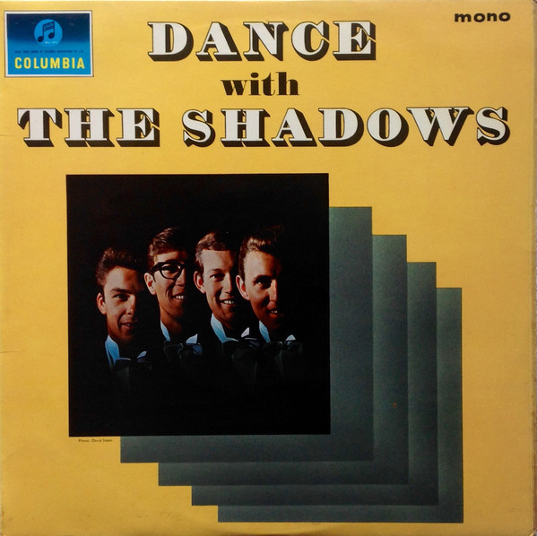 The Shadows Dance With The Shadows Vinyl