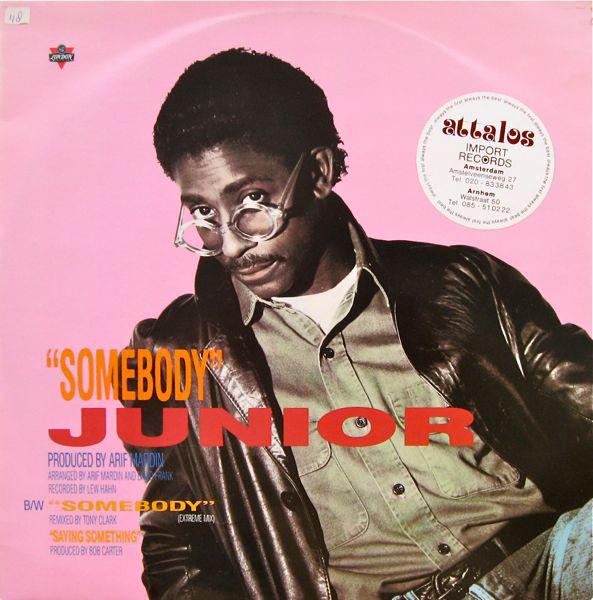 Junior Somebody Vinyl