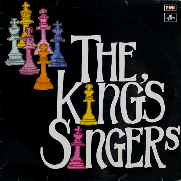 The King's Singers The King's Singers Vinyl