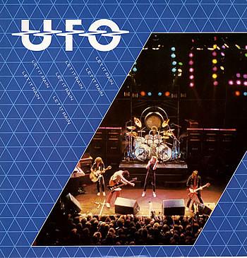 UFO Let It Rain