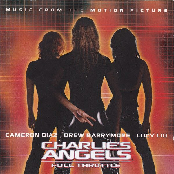 Various Charlie's Angels: Full Throttle - Music From The Motion Picture Vinyl