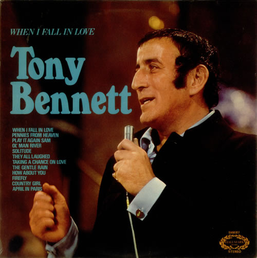 Bennett, Tony When I Fall In Love Vinyl
