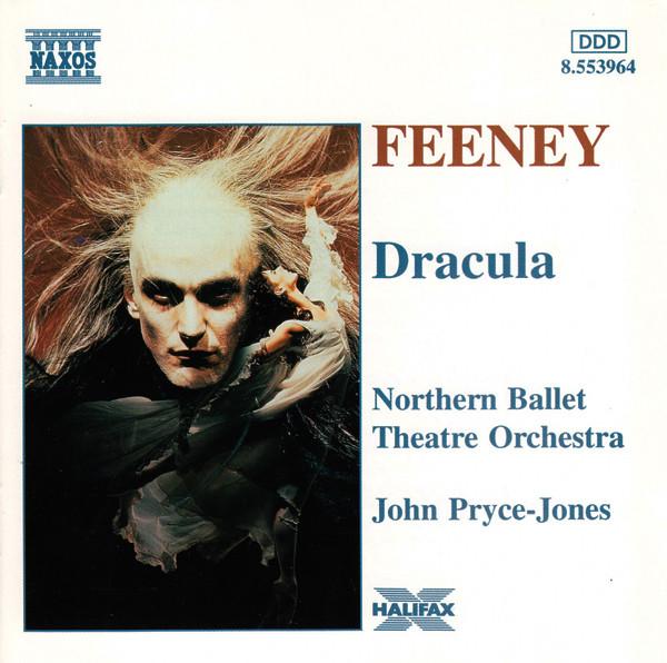 Feeney - Northern Ballet Theatre Orchestra, John Pryce-Jones Dracula Vinyl