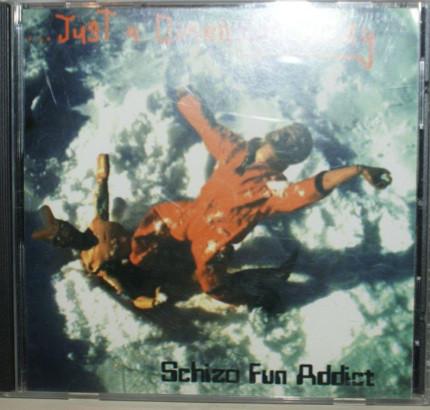 Schizo Fun Addict Just A Dimension Away