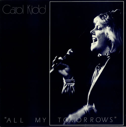 Kidd, Carol All My Tomorrows Vinyl