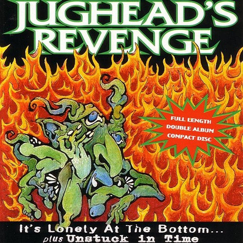 Jughead's Revenge It's Lonely At The Bottom... Vinyl