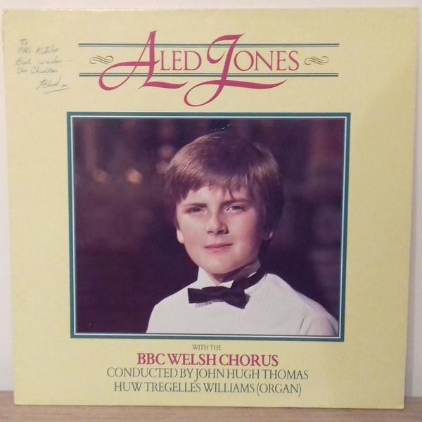 Jones, Aled Aled Jones Vinyl