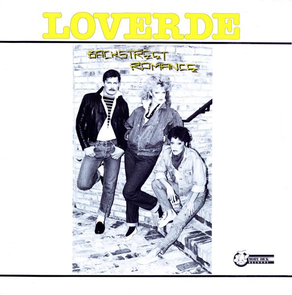 Loverde Backstreet Romance Vinyl