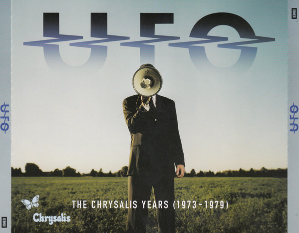 UFO The Chrysalis Years (1973-1979)