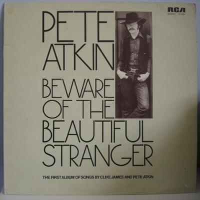 Atkin, Pete Beware Of The Beautiful Stranger Vinyl
