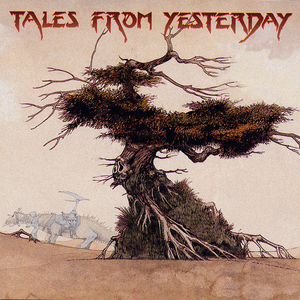 Various Tales From Yesterday CD