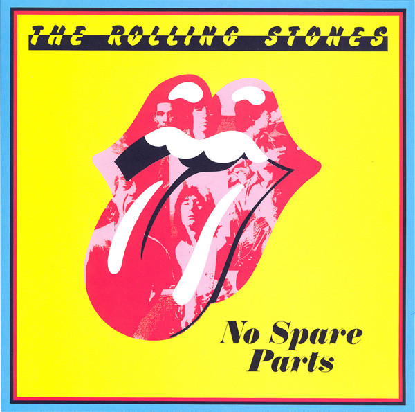The Rolling Stones No Spare Parts