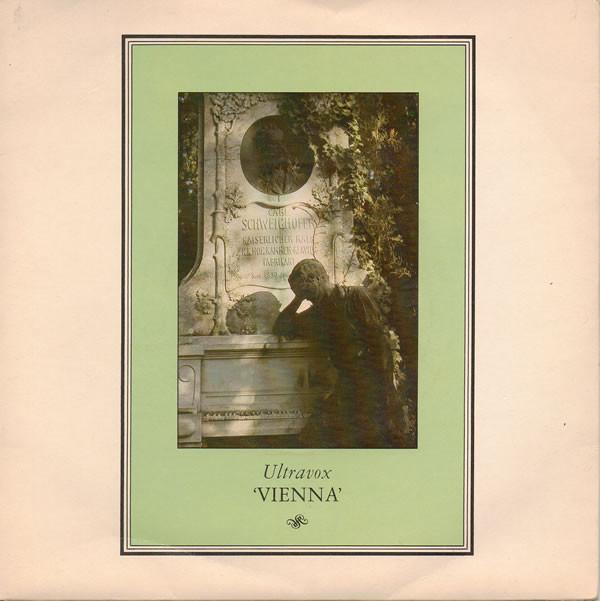 Ultravox Vienna Vinyl