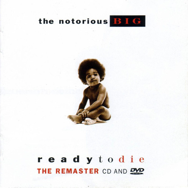 The Notorious B.I.G. Ready To Die (The Remaster CD And DVD) Vinyl