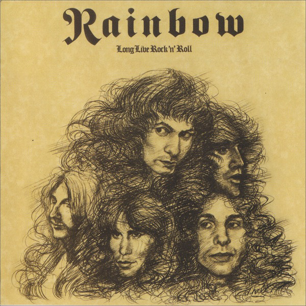 Rainbow Long Live Rock 'N' Roll CD