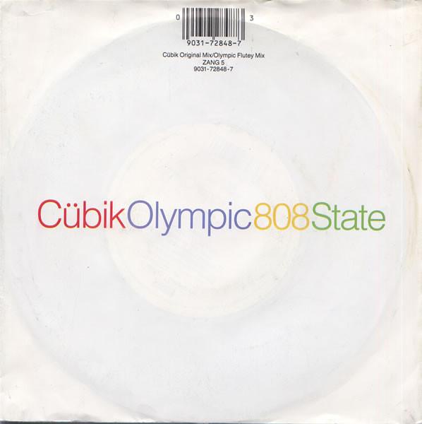 808 State Cübik / Olympic