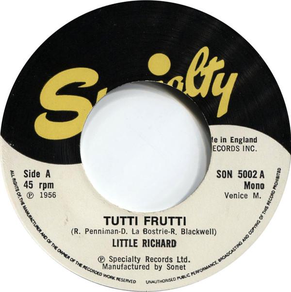 Richard, Little Tutti Frutti