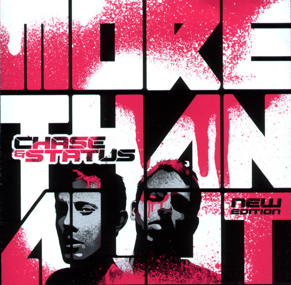 Chase & Status More Than Alot - New Edition