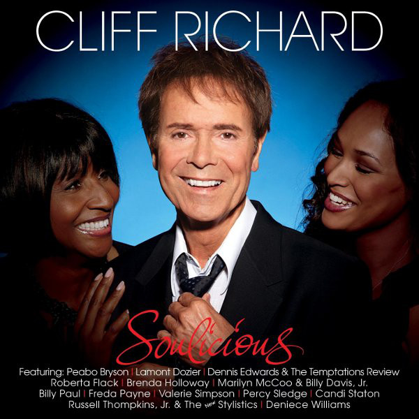 Richard, Cliff Soulicious Vinyl