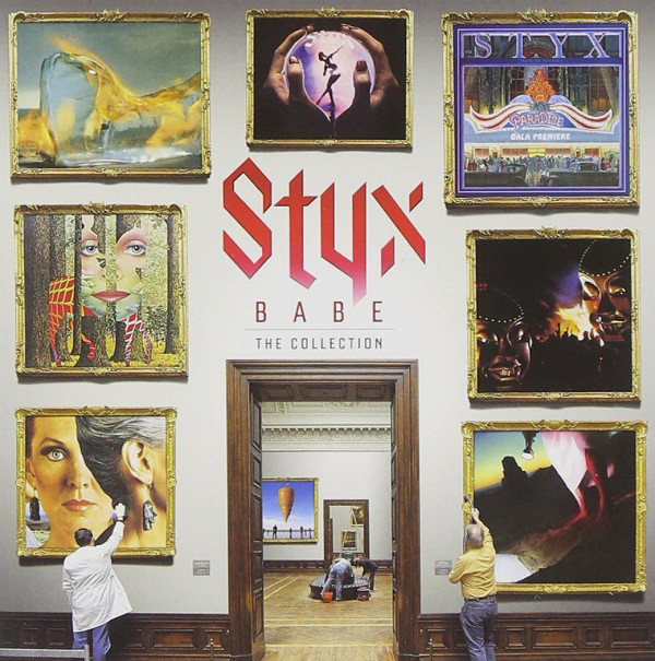 Styx Babe - The Collection