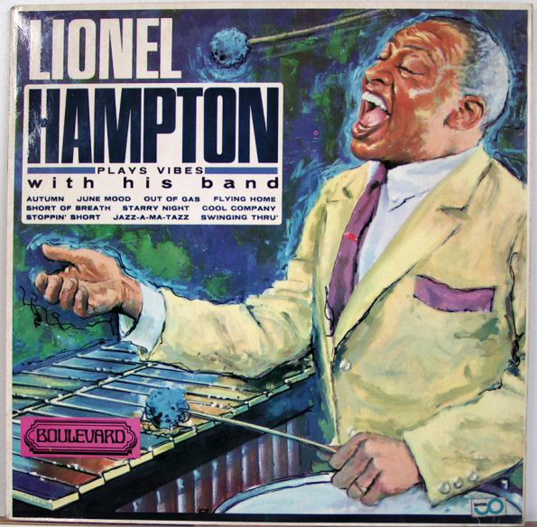 Lionel Hampton With His Band Lione Hampton Plays Vibes With His Band Vinyl