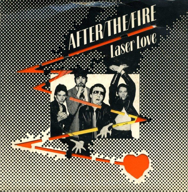 After The Fire Laser Love Vinyl