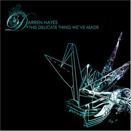 Hayes, Darren This Delicate Thing We've Made CD