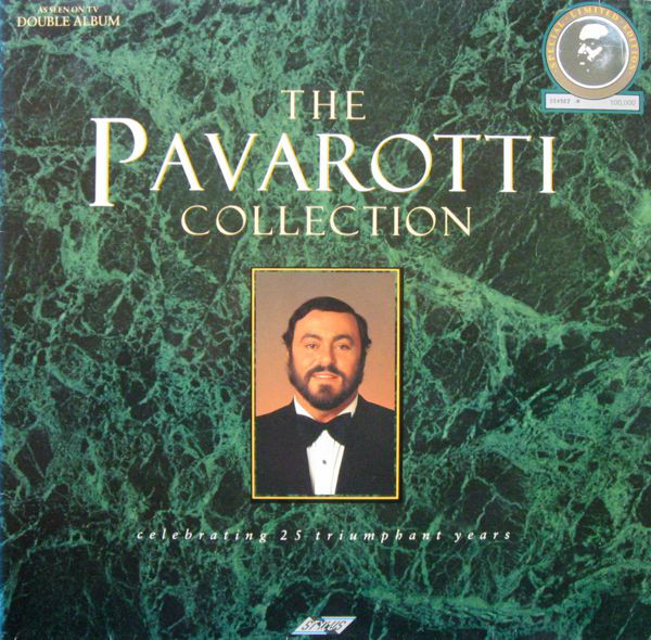 Pavarotti The Pavarotti Collection