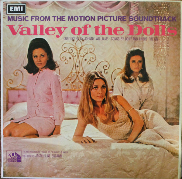 Johnny Williams With Dory Previn And Andre Previn Valley Of The Dolls