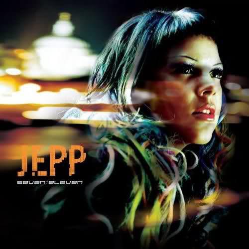 Jepp Seven:Eleven CD