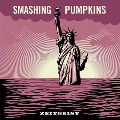The Smashing Pumpkins Zeitgeist CD
