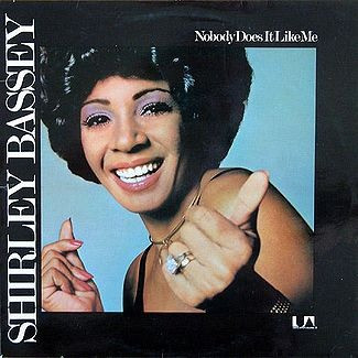 Bassey, Shirley Nobody Does It Like Me Vinyl