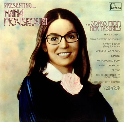 Mouskouri, Nana Songs From Her TV Series