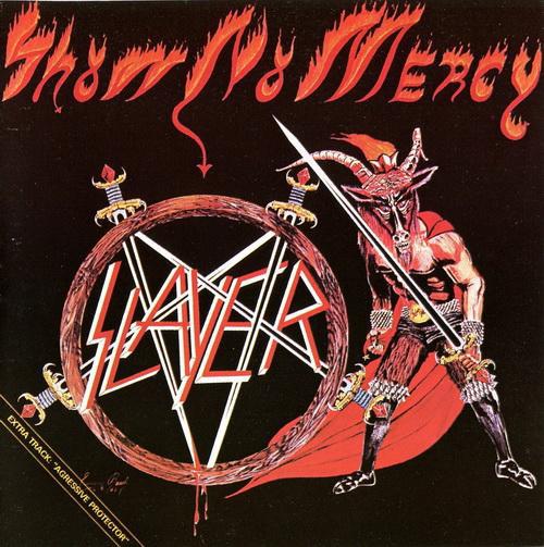 Slayer Show No Mercy