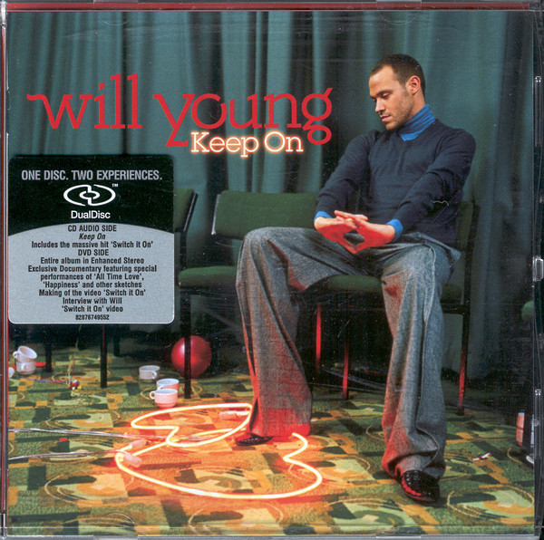 Young, Will Keep On (Dual Disc) CD